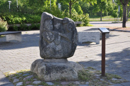 Stenens bevaegelse